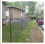 Brown Vinyl Coated Chainlink Fence